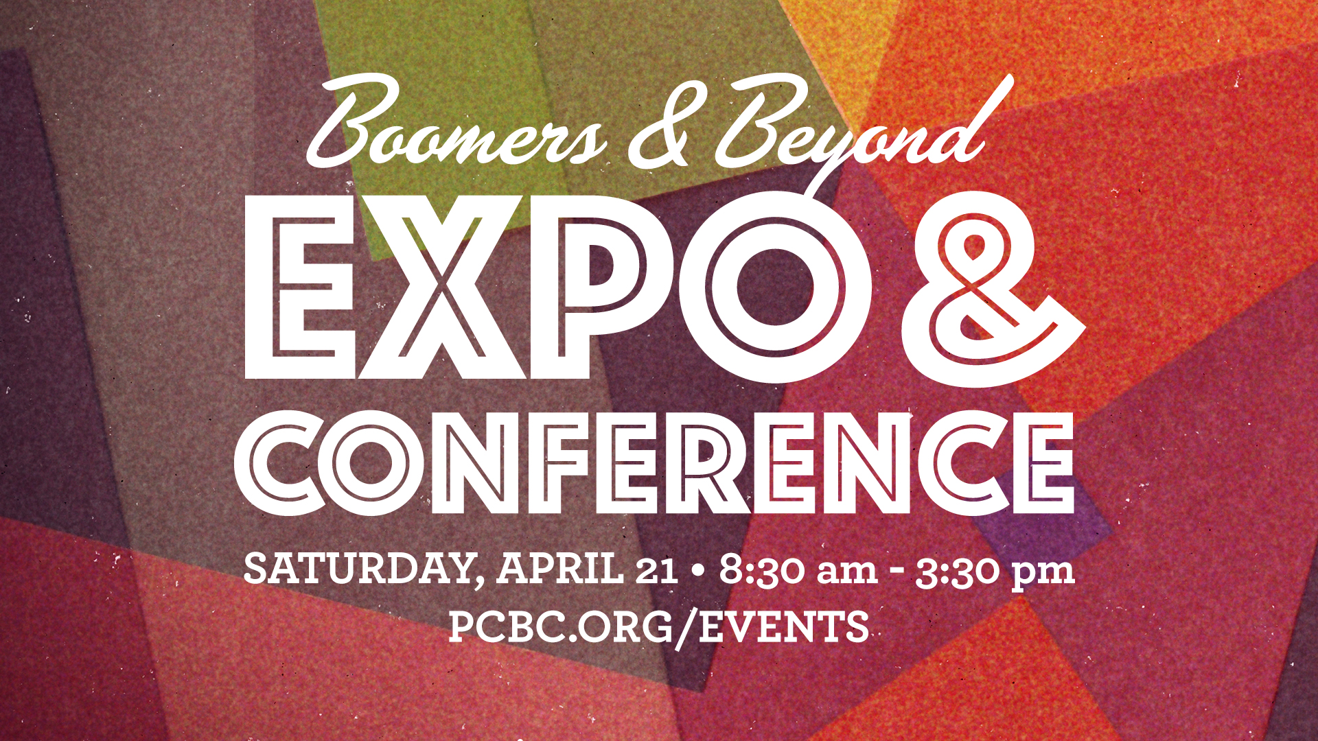 Boomers & Beyond Expo