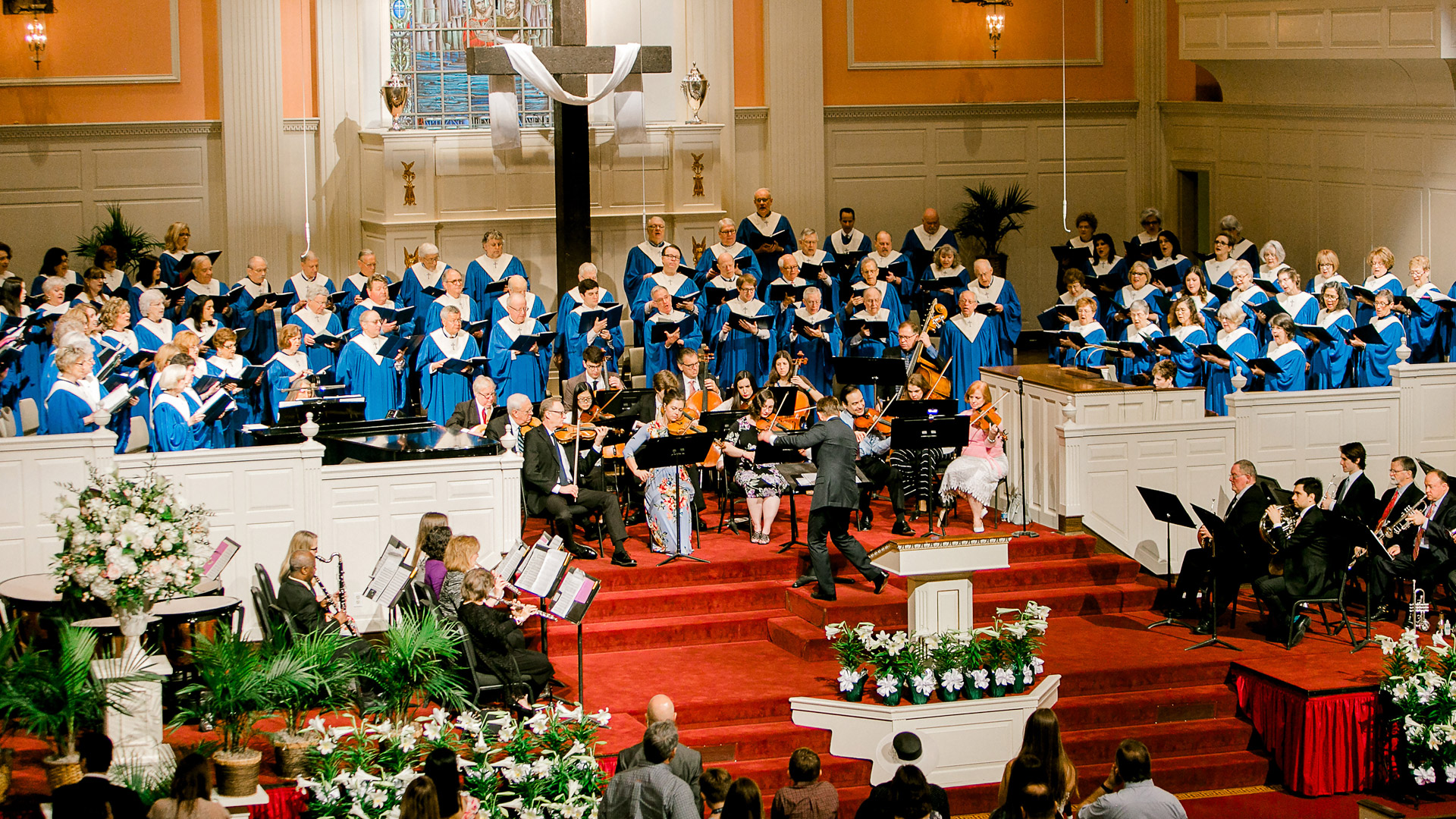Sanctuary Choir and Orchestra