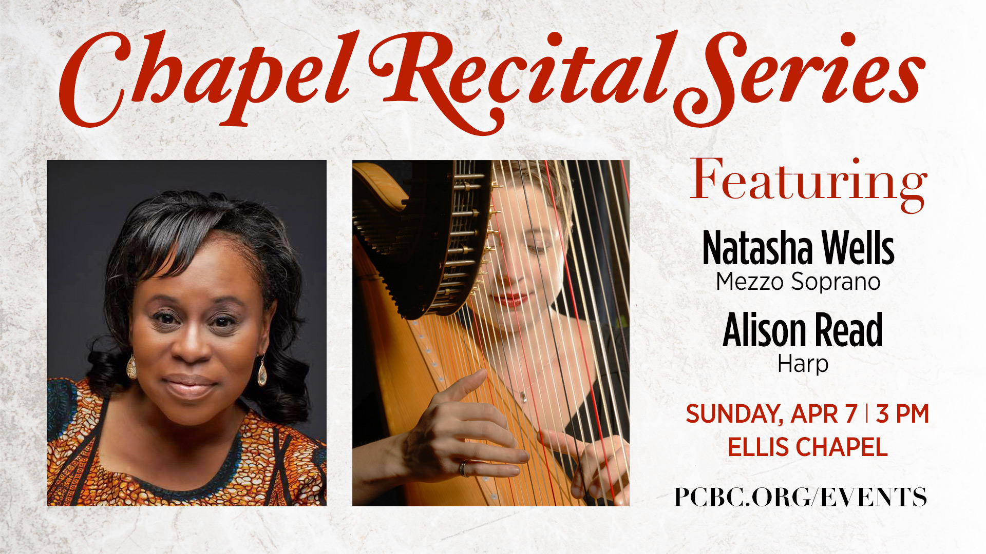 Chapel Recital Series