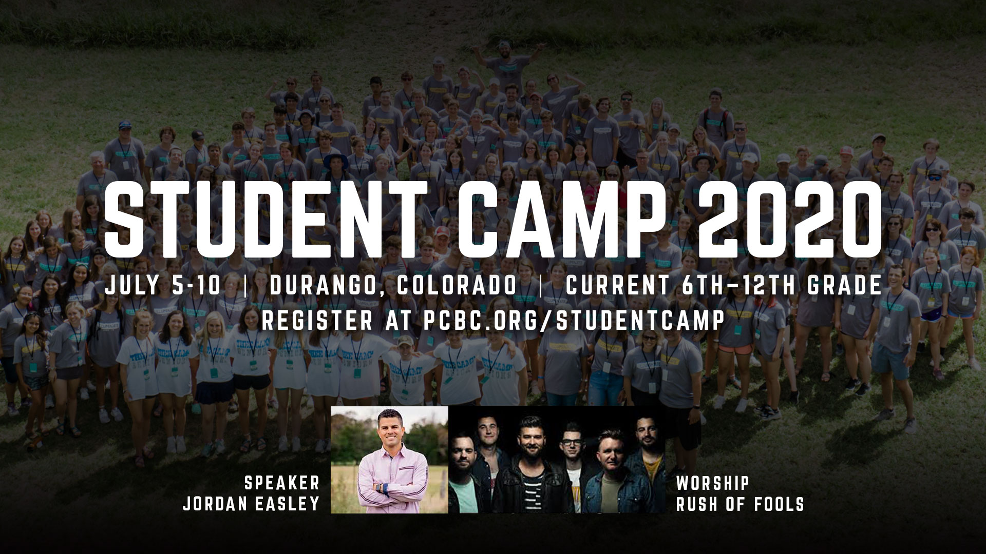 Student Camp 2020