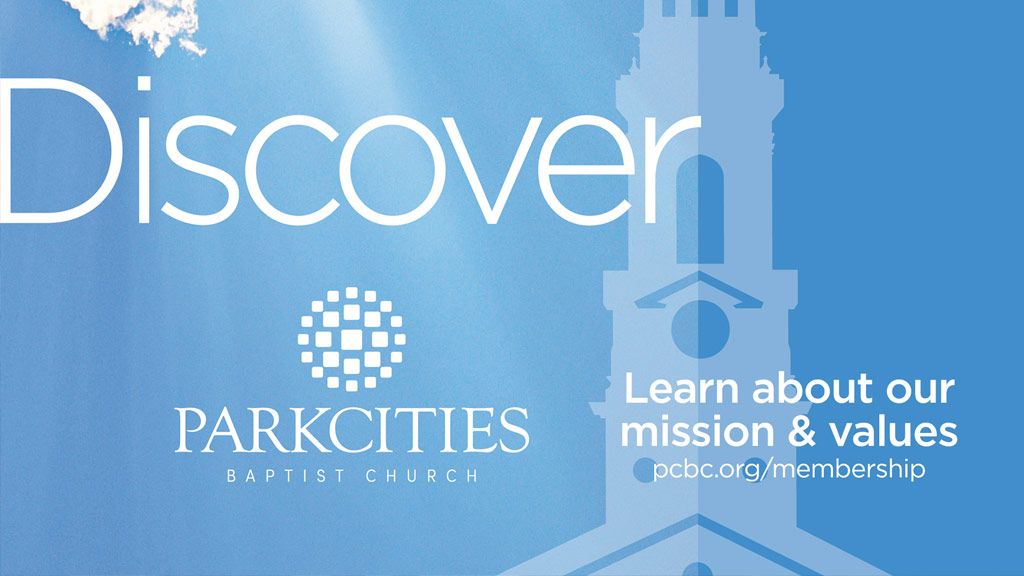 Discover Park Cities Class