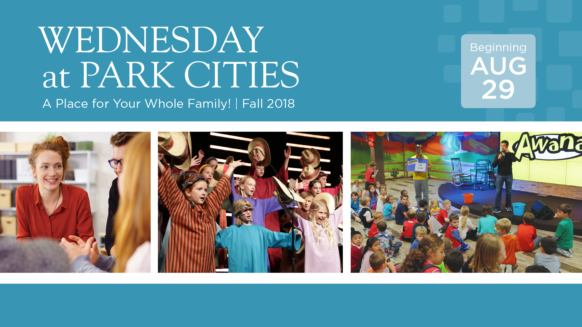 Wednesday at Park Cities